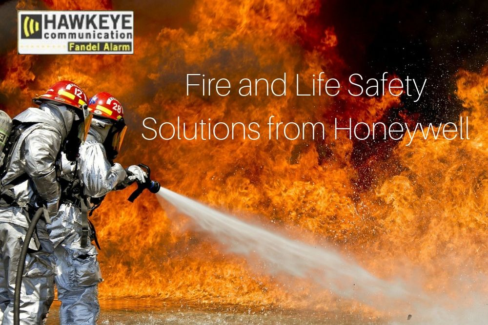 Fire and Life Safety Solutions from Honeywell