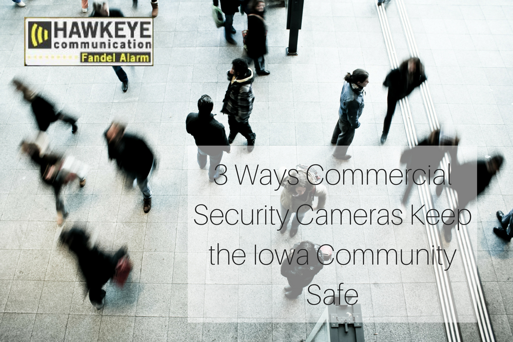 3 Ways Commercial Security Cameras Keep the Iowa Community Safe.jpg