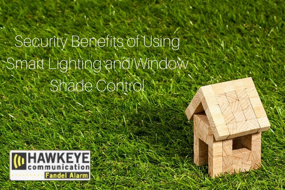 Security Benefits of Using Smart Lighting and Window Shade Control