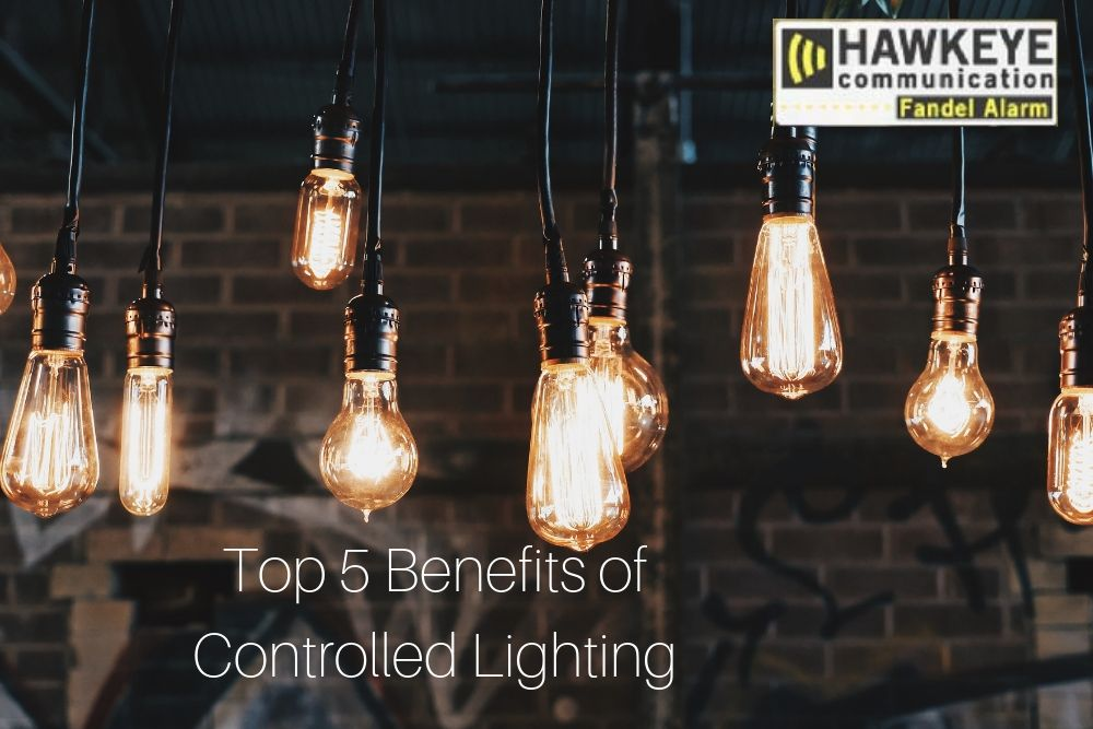 Top 5 Benefits of Controlled Lighting